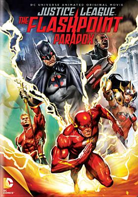 JUSTICE LEAGUE:FLASHPOINT PARADOX BY JUSTICE LEAGUE (DVD)