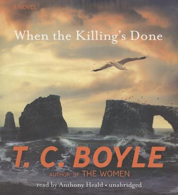 [CD] When the Killing's Done By Boyle, T. Coraghessan